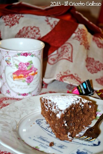 torta al cioccolato e nocciole (40)