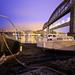 Boats under the bridges by NikNak Allen