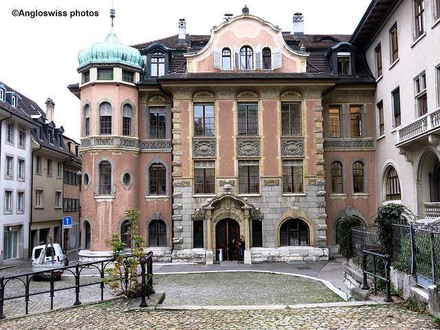 Rathaus, Solothurn