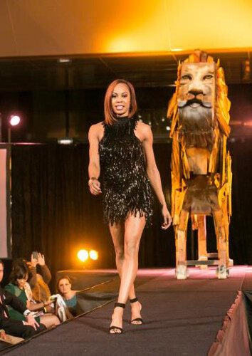 Four-Time Olympian Sanya Richards-Ross Photo by: Naiffer Romero