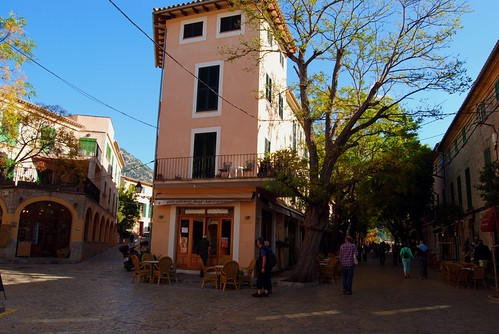 Streets of Valldemossa