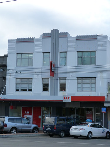Westpac Bank, Wellington