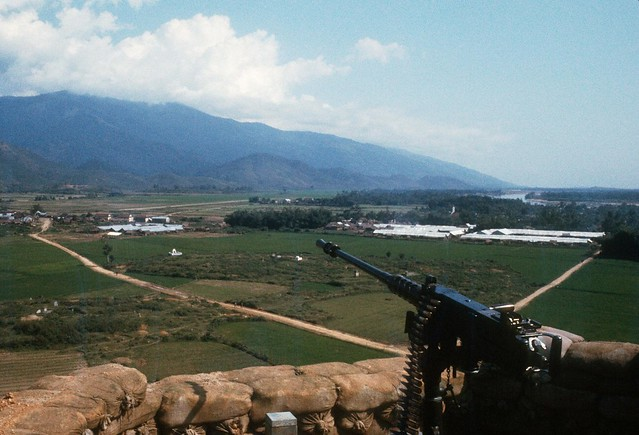 A-109 Special Forces Camp - Thuong Duc 1970