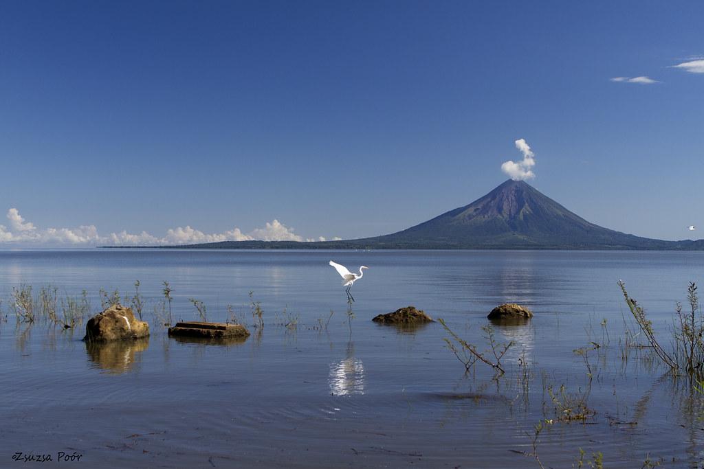 Isla de Ometepe-Volcán Concepción