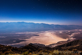 Dante's View,at Night, Death Valley