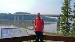 Most na rzece Yukon, Dalton Highway