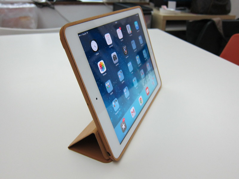 Apple iPad Air Smart Case - Standing #1
