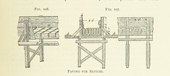 Image taken from page 383 of 'Practical Gold-Mining: a comprehensive treatise on ... gold-bearing gravels, rocks and ores, and the methods by which the gold is extracted ... With ... plates, etc. [With a bibliography.]'
