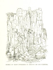 """British Library digitised image from page 383 of """"In the Land of Cave and Cliff Dwellers [i.e. Northern Mexico]"""""""
