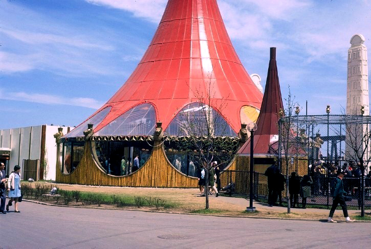 The Ethiopian Pavilion (Expo 67)