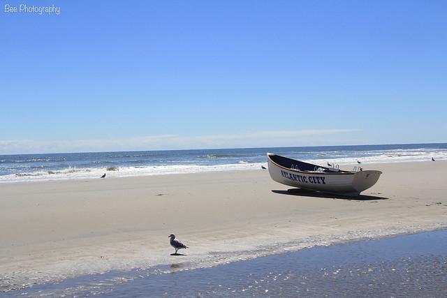 Atlantic City - The Boat