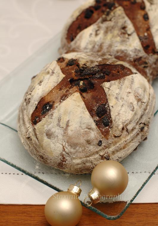 Pane al Cioccolato e Uvetta