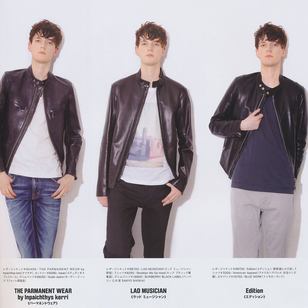 James Allen0004(men's FUDGE vol.56 2013_10)