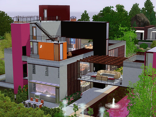 290413 Cubes House