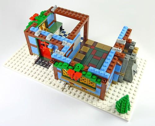 LEGO 10229 Winter Village Cottage b03