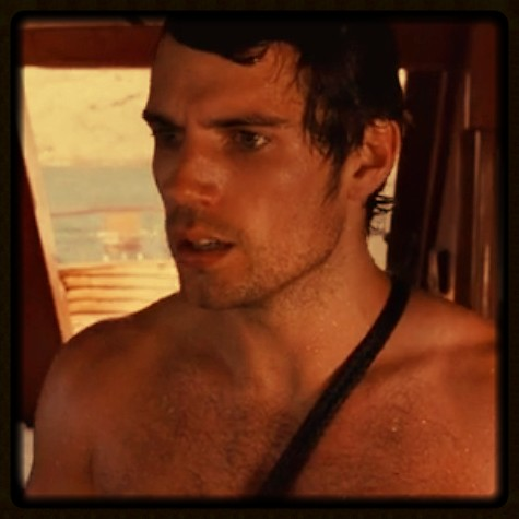 Henry Cavill in The Cold Light of Day