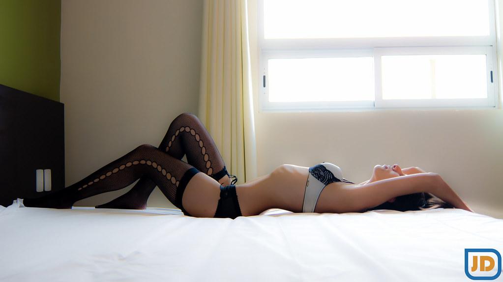 photo fille noire nue