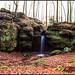 Panorama de la cascade de Neubach ©Sylvain ABDOUL
