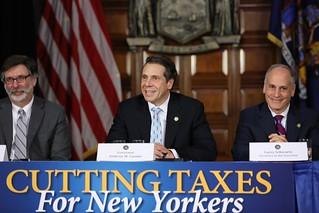 Gov. Cuomo announces $2B tax relief plan