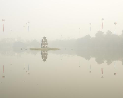 Hanoi Hồ Hoàn Kiếm.
