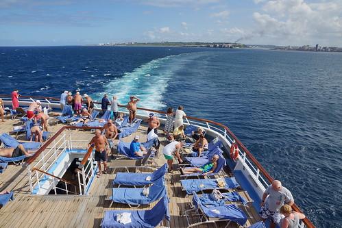cruise sea holiday port island town ship sony havana cuba dream views thomson alpha panarama a77