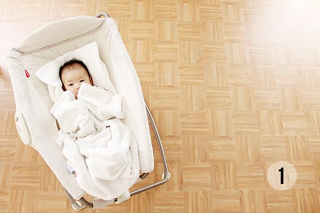 serene's newborn necessities
