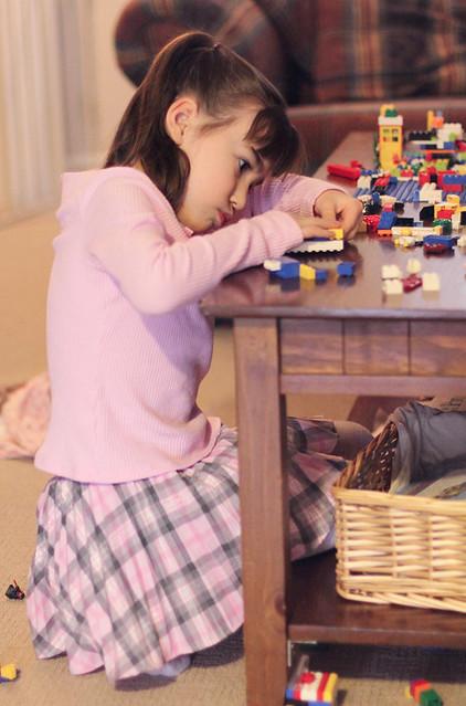 Lego Before Church