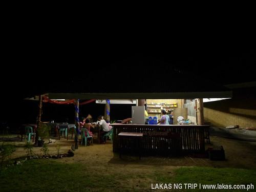 Gawad Kalinga Restaurant at Night - El Nido, Palawan, Philippines