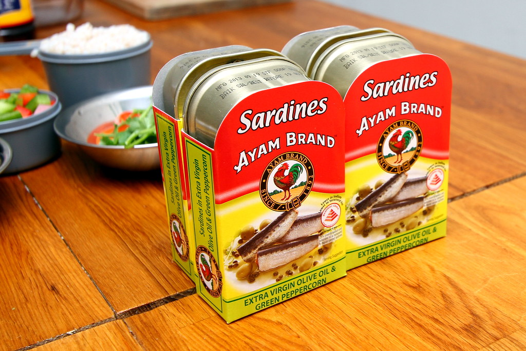 Ayam Brand Snacks: Vietnamese Fresh Spring Rolls