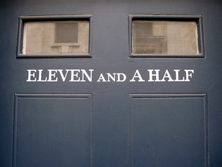 Eleven and a half
