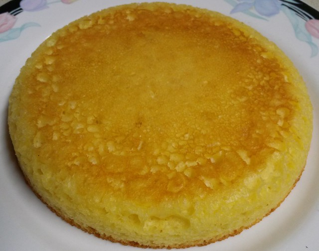 Honey Cornbread for Two