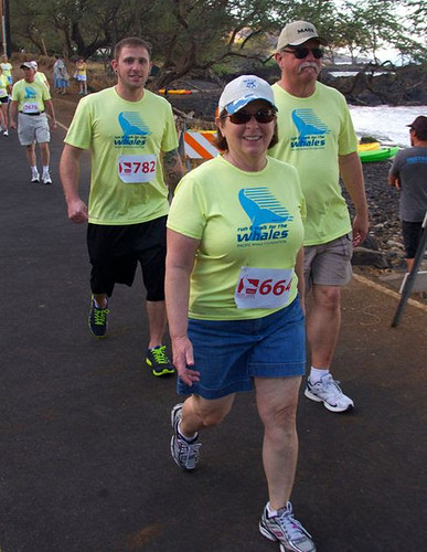 Walk and Run For Whales courtesy of PWF