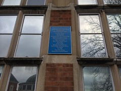 Photo of Blue plaque № 12204