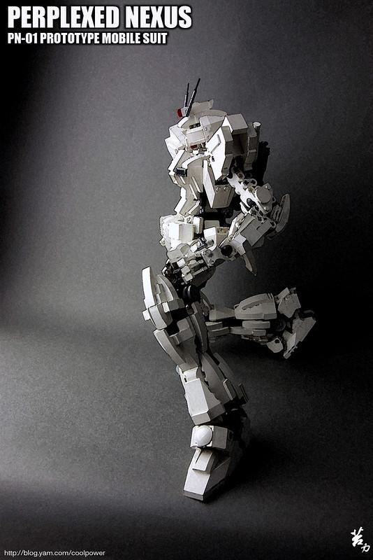 0008 LEGO GUNDUM TYPE-PN-01