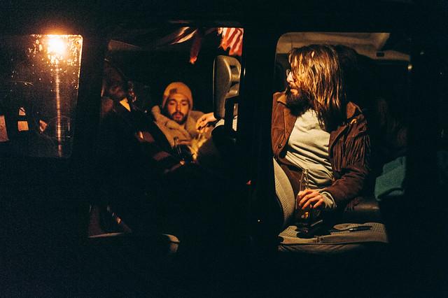 Emmanuel Rosario - Late Nights in the Van