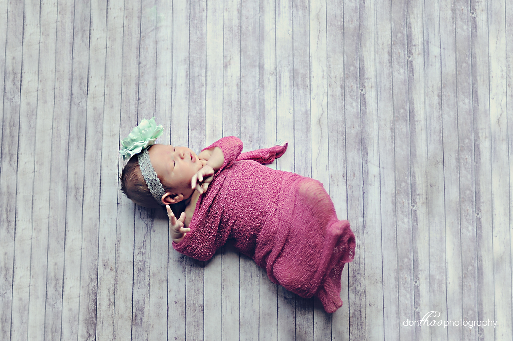 West Michigan newborn photographer