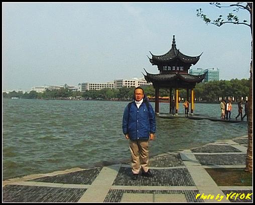 杭州 西湖 (其他景點) - 025 (湖濱路的湖畔)