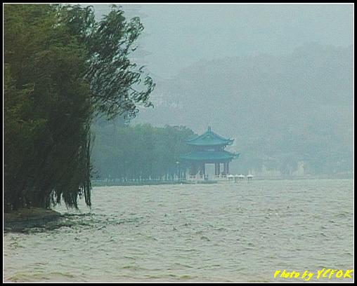 杭州 西湖 (其他景點) - 011 (古湧金門附近景點看西湖上的柳浪聞鶯)