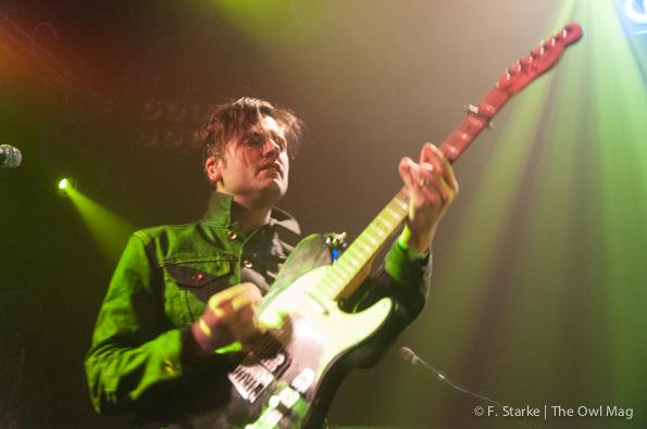 Augustines @ The Troubadour, LA 2/11/14