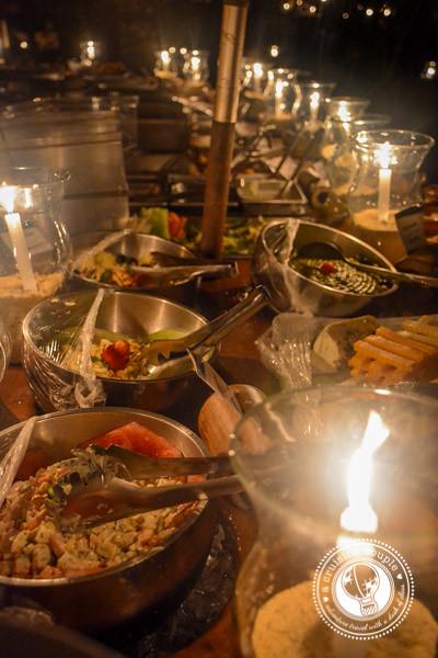 Rhythms of the Night Dinner Buffet