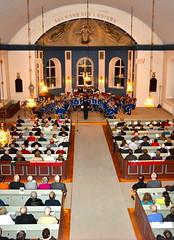 Fullsatt i Åsenhöga kyrka