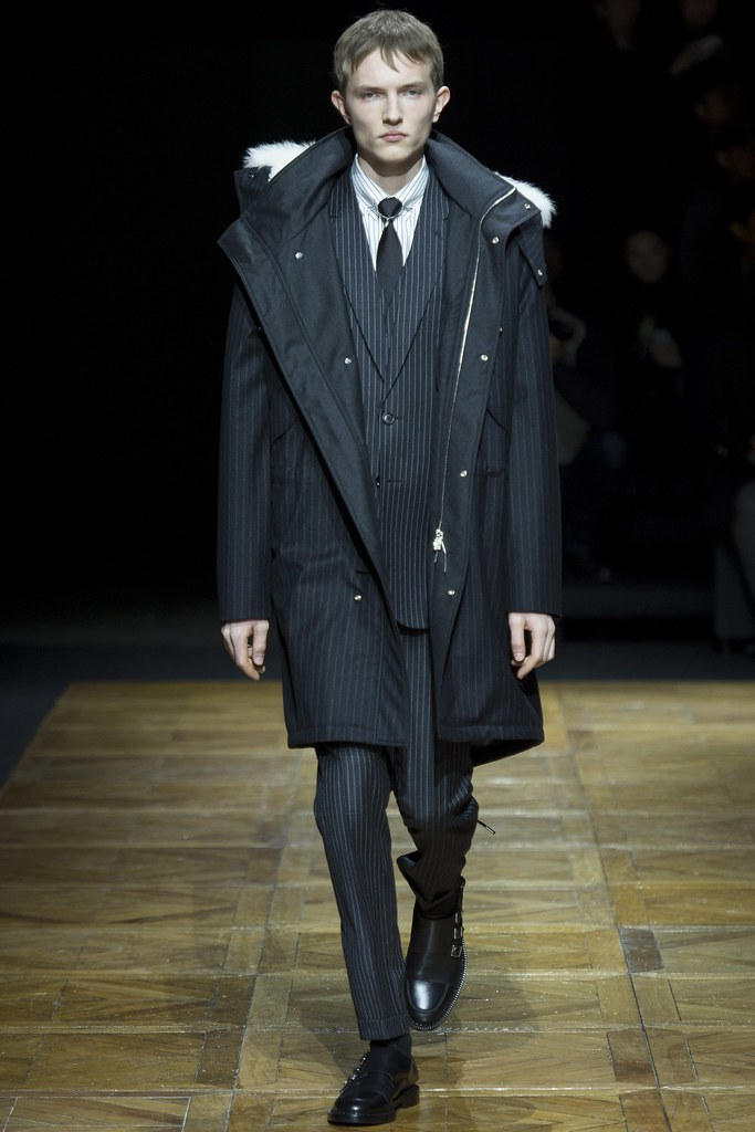 FW14 Paris Dior Homme012_Egor Semenov(VOGUE)