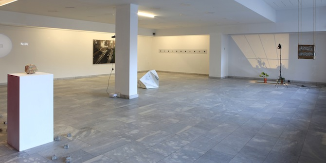 Illusionary Spaces_Installation View 1