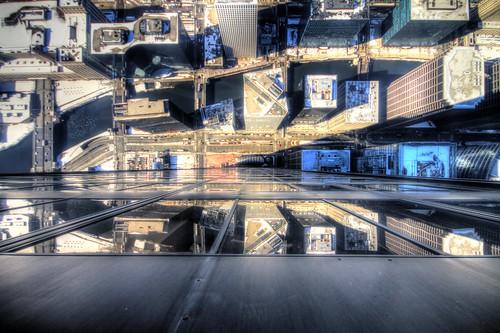 chicago illinois searstower skydeck mikekline michaelkline willistower clearfloor notkalvin 103straightdown notkalvinphotography