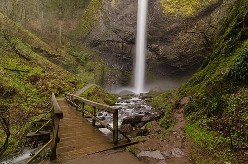 oregon spring nikon waterfalls gorge columbiarivergorge 2014 latourellfalls