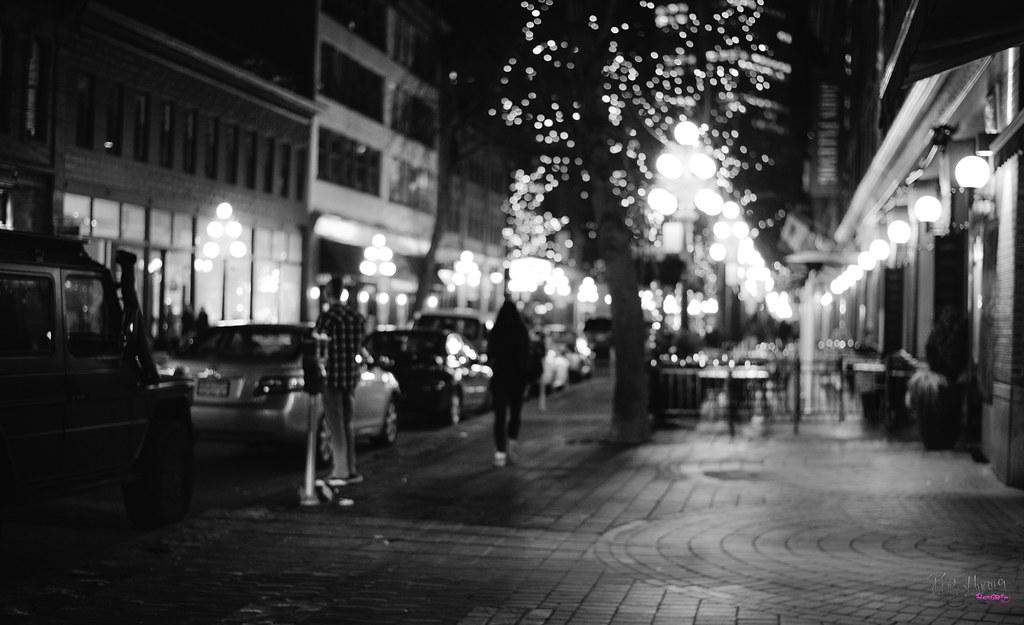 Blur - in Black & White