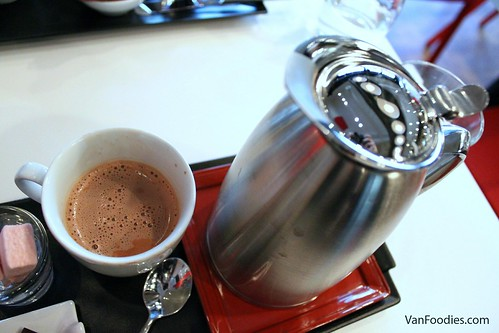 Hot Chocolate Carafe