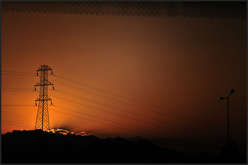 sunset silhouette iran 日落 yazd 剪影 nikkor24120mm 伊朗 nikond300s maymargy maylee廖藹淳 亞茲德 fdsc9839