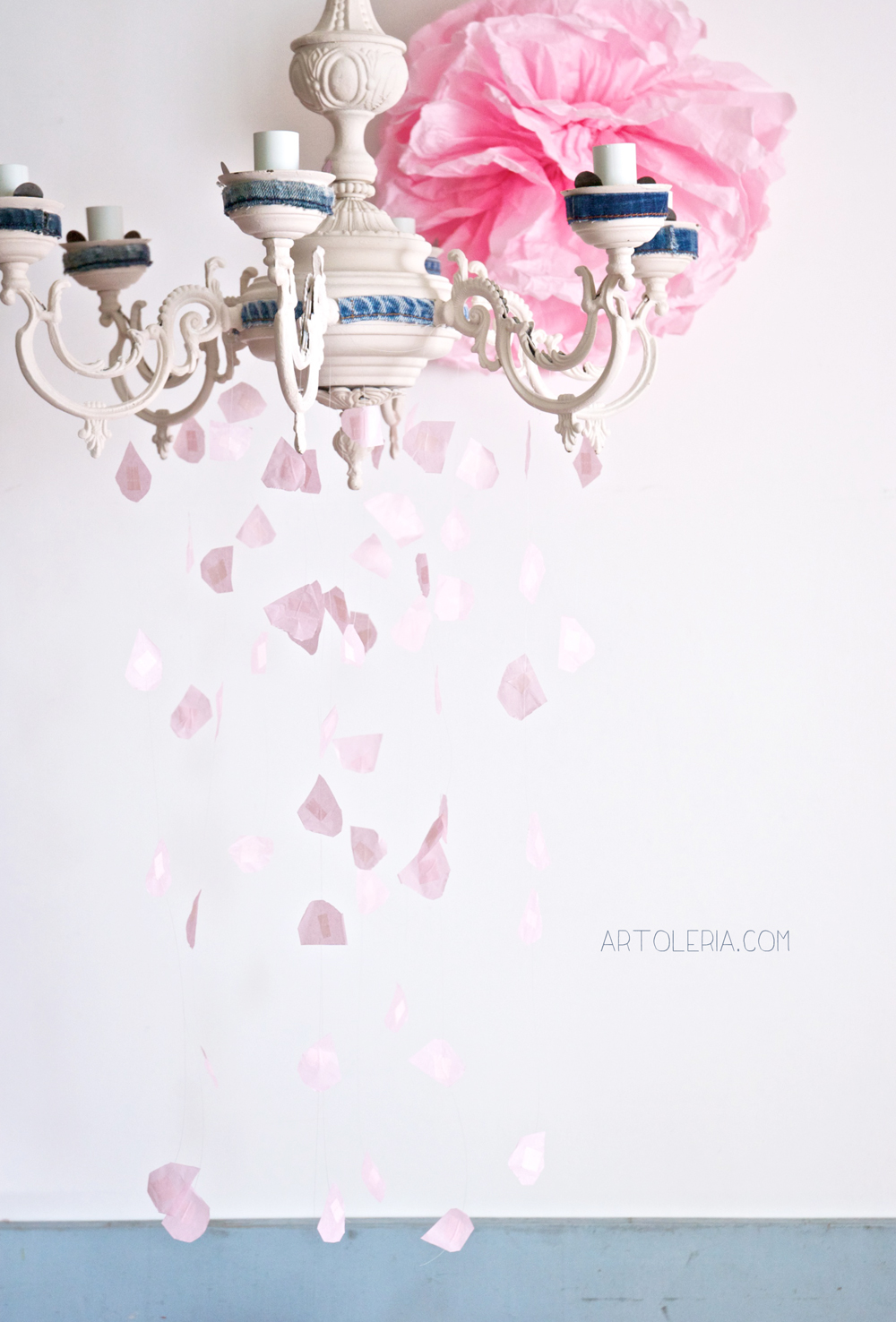 home decor Paper decor DIY Artoleria