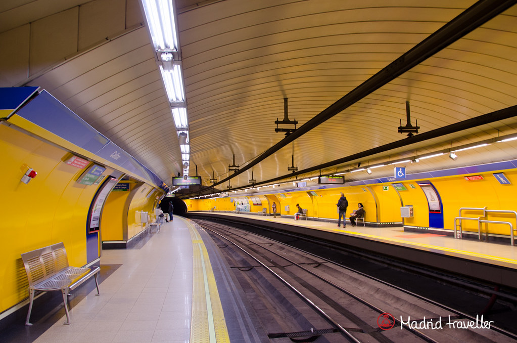 Madrid Subway Guide To Navigate The Metro